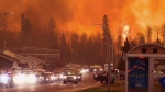 New doc shows escape from Fort McMurray wildfire