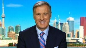 CTV QP: Bernier on O'Leary, potential trade war