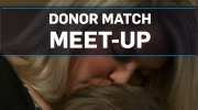 Donor meet-up