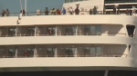 More than 130,000 cruise ship passengers and crew are expected to visit Cape Breton this season.