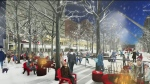 CTV Montreal: New esplanade coming to Place des Ar