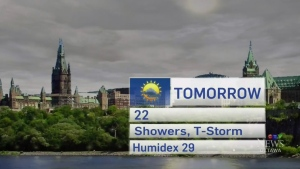 CTV Ottawa: Sunday 6 p.m. weather update