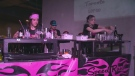 bartend, breast cancer