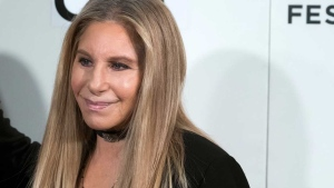 Barbra Streisand attends the Tribeca Talks: Storytellers event during the 2017 Tribeca Film Festival on Saturday, April 29, 2017, in New York. (Photo by Charles Sykes/Invision/AP)