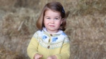 Princess Charlotte is shown in this photo taken ahead of her second birthday, which was released by Kensington Palace on May 1, 2017. (Kensington Palace / Twitter)