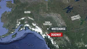 6.2 magnitude earthquake hits near B.C.-Yukon bord