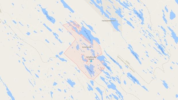 Schefferville, Quebec