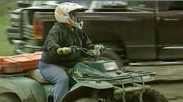 OHV riders must wear approved helmets starting May
