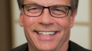 CTV Calgary Meteorologist David Spence
