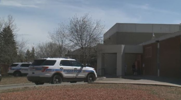 Regina synagogue vandalized