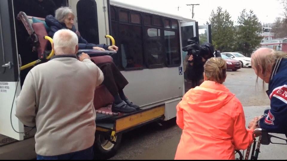 Flooding forces evacuation of seniors home in Maniwaki, Quebec