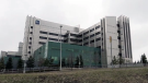 CUPE is suggesting Health Sciences North and Sudbury Hospital Services are guilty of collusion and unfair labour practices. (Jessica Gosselin/CTVNorthernOntario)