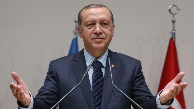 Erdogan to return as chairman for Turkey's ruling party