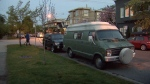 CTV Vancouver: 'The Pickle' parked in Kits