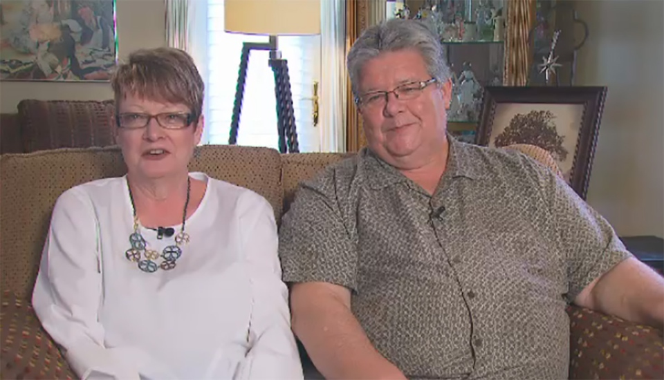 Karen Hellerman and her husband Neil spoke to CTV News.