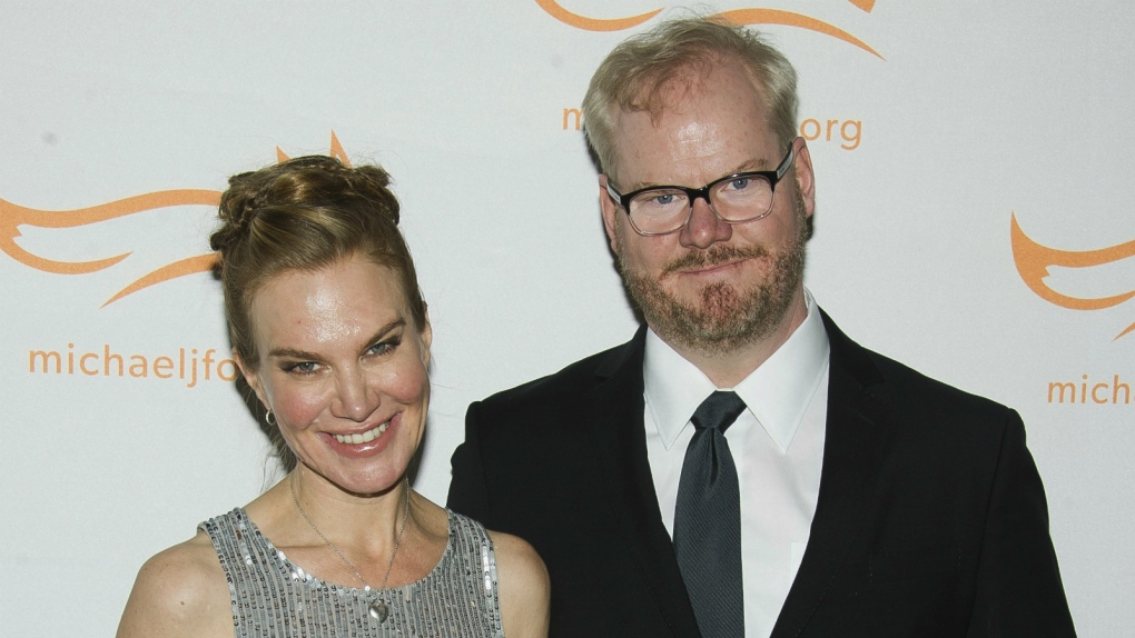 Jeannie and Jim Gaffigan