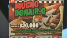 donair scratch ticket
