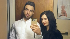 Melinda Vasilije and Ager Mohsin Hasan