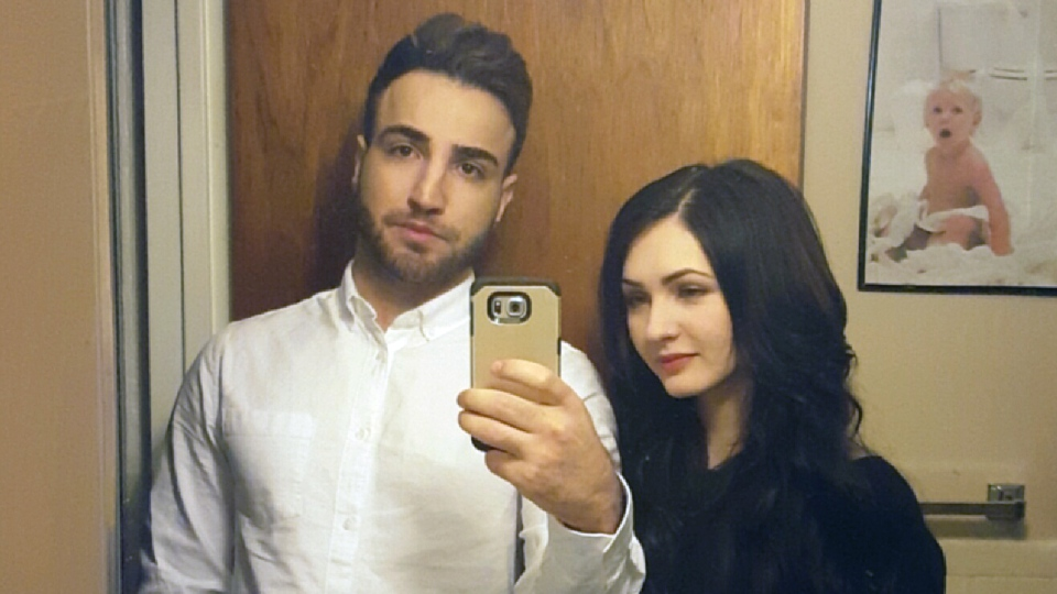 24-year-old Ager Mohsin Hasan and 22-year-old Melinda Vasilije dated for approximately one year.