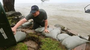 Lake Ontario flooding