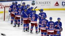 Ottawa Senators, New York Rangers