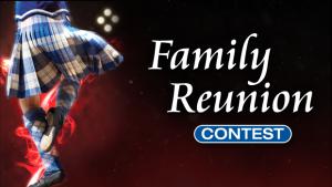 Family Reunion Contest
