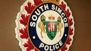 A South Simcoe Police detachment can be seen in Cookstown, Ont. on Wednesday, May 3, 2017. (Mike Arsalides/ CTV Barrie)