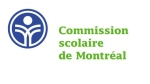The Commission scolaire de Montreal logo is seen in this file image.