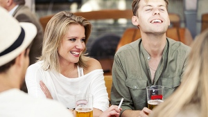 Social smokers have the same cardiovascular risks as regular smokers. (efenzi / Istock.com)