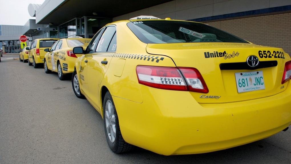 Saskatoon taxis