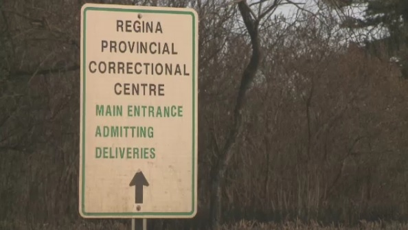 Inmates at the Regina Provincial Correctional Centre are striking after their wages were cut. (CTV Regina)
