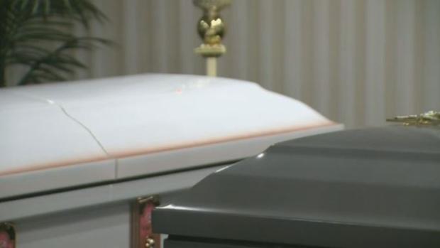 Funeral, casket generic