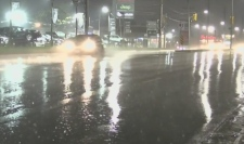 Rainfall warning issued in Windsor-Essex