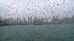 rain, flooding, toronto skylinee