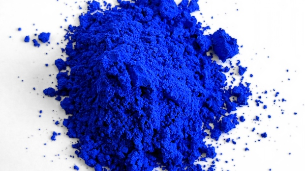 Pigment's accidental discovery inspires Crayola's new blue