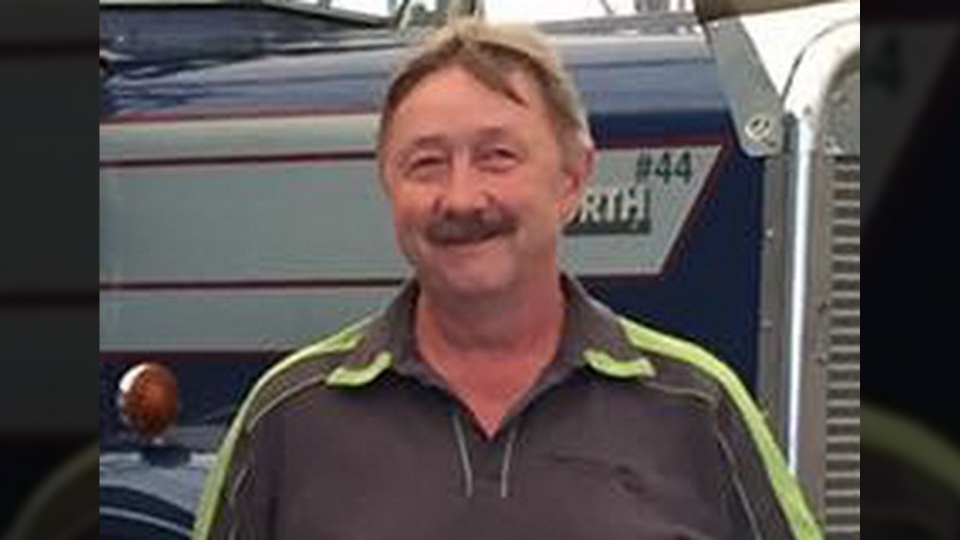 Cache Creek Chief Clayton Cassidy, 59, was last known to be checking creek water near Brookside campground.