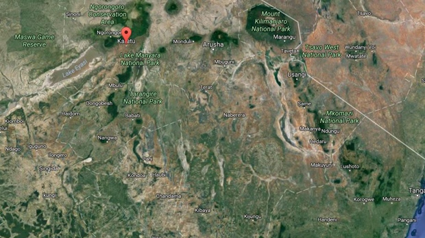 Tanzania police say 34 killed as bus with students crashes