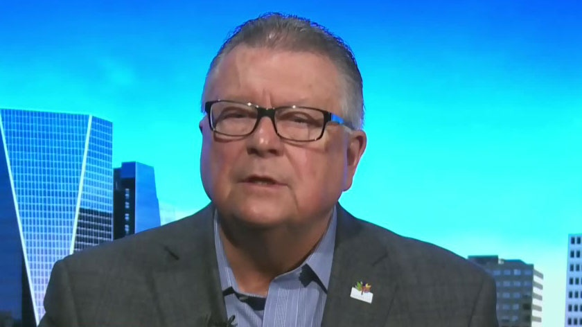 Public Safety Minister Ralph Goodale speaks on CTV News Channel on Saturday, May 6, 2017.