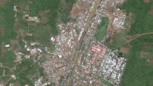 Google earth image of Lagos-Ibadan Expressway (CTV)