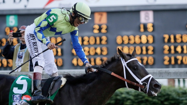 Thunder Snow uninjured after pulling up in opening moments of Kentucky Derby