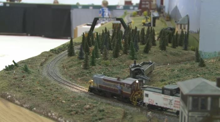 The first Railfest was held in Regina on May 6-7, 2017
