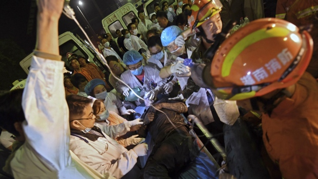 18 killed in China coal mine accident