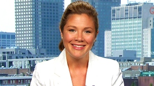 How Sophie Gregoire Trudeau is supporting girls in