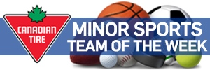 Minor Sports Team of the Week Contest