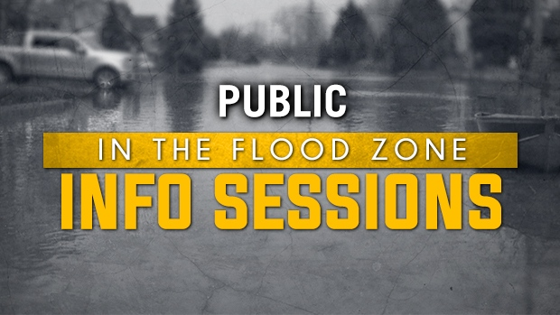 Public flooding info sessions