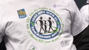 RBC Hike for Hospice