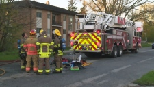 Second Avenue fire