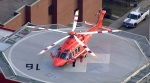 An air ambulance from Ornge is shown in this undated photo.