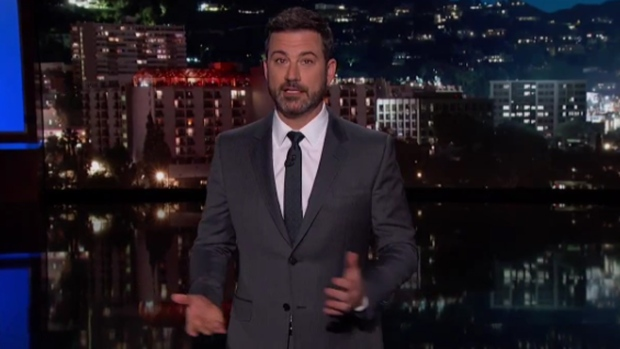Kimmel Returns To Late Night Tv To Zing Critics Of His