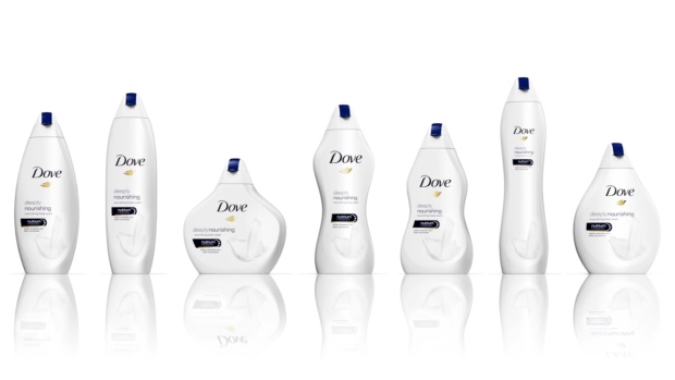 Skinny, fat or 'bucket'?: Dove's body-shaped bottle ad backfires